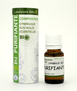 Composition Purifiante Bio 10ml