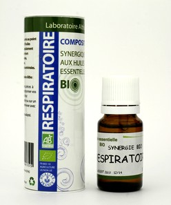 Composition Respiratoire Bio 10ml