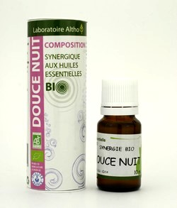 Composition Douce Nuit Bio 10ml