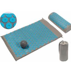 Tapis d'acupression + coussin